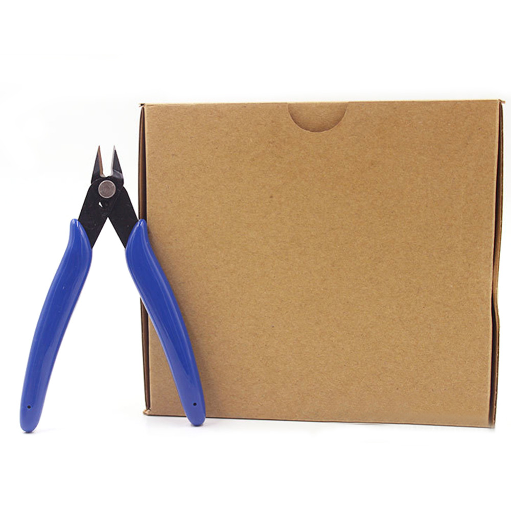 Electrical Cigarette <font><b>Pliers</b></font> Coil Heating Wire Cutters Cutting Side Flush Cutting <font><b>Pliers</b></font> <font><b>Diagonal</b></font> Cutting <font><b>Pliers</b></font> DIY Tools image
