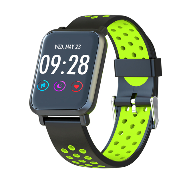 S9 2.5D S Smartwatch SN60PLUS Waterpoof Blood Pressure Oxygen Monitor Fitness Heart rate Smart Watch Activity Tracker For Iphone