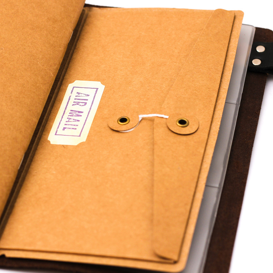 Filler papers travelers notebook kraft paper pocker business card filler papers travelers notebook kraft paper pocker business card holder file folder in notebooks from office school supplies on aliexpress alibaba magicingreecefo Gallery