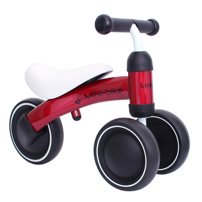 Children Balance Bikes Three wheel Scooter Baby Walker Infant 1-3 Years Scooter No Foot Pedal Driving Bike Gift for Infant Toys new children three wheel balance car scooter foldable no foot pedal child swing car twist car baby walker tricycle riding toys