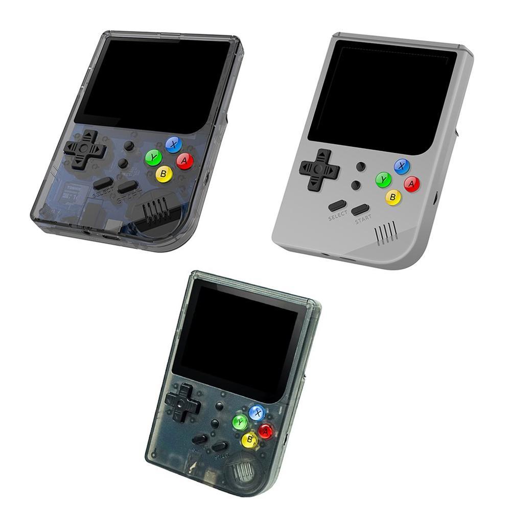 3 pouces jeux vidéo Portable rétro FC console rétro jeu jeux de poche Console lecteur RG 16G 3000 jeux Tony system