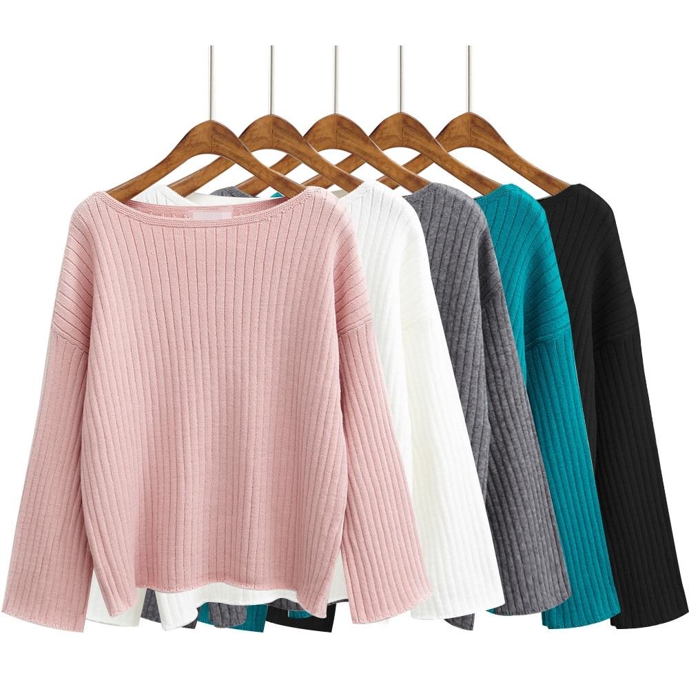 autumn women sweaters and pullovers winter kawaii harajuku 2017 ...