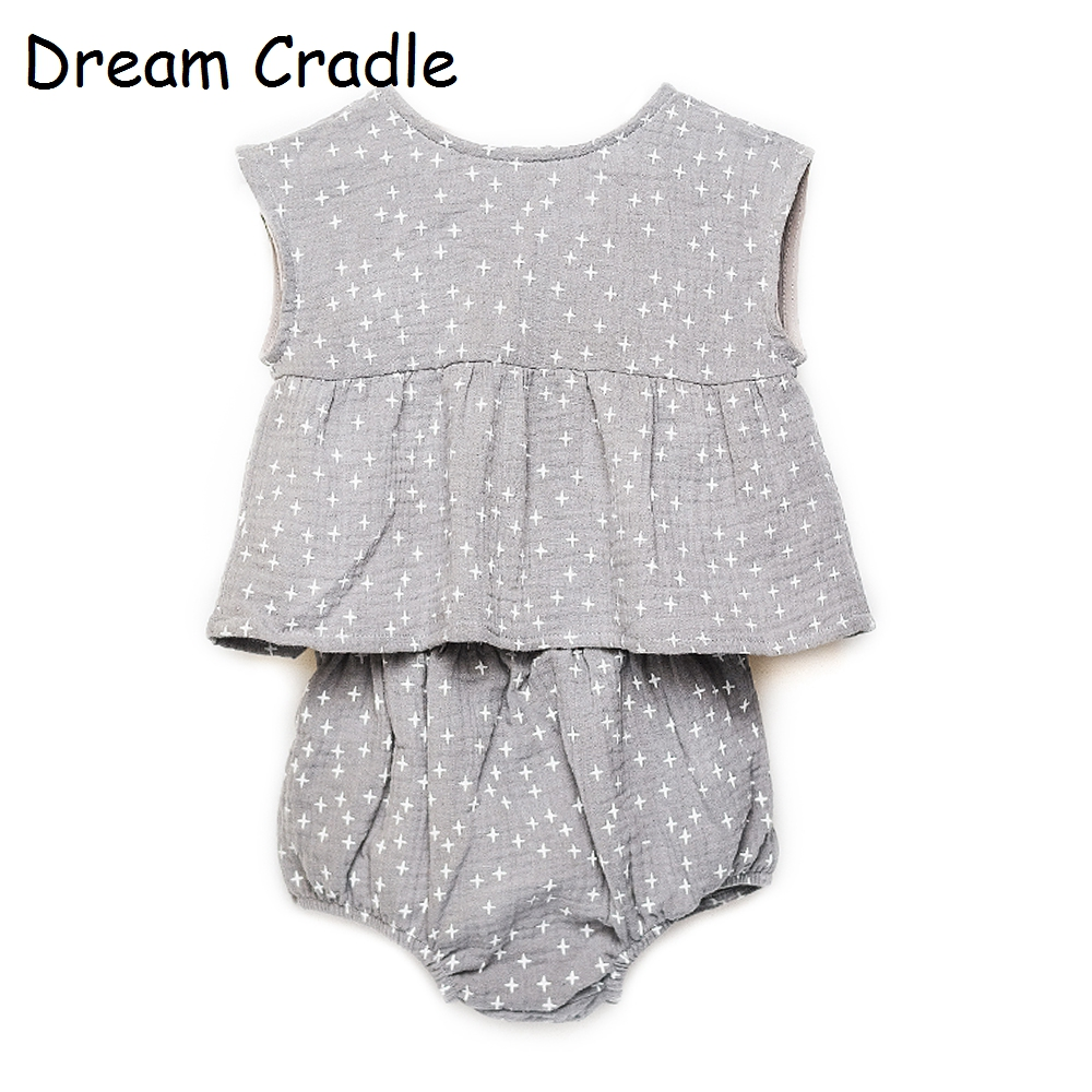 Dream Cradle / Baby Boy Clothes Newborn Organic Summer