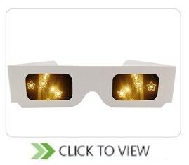 para Fogos de Artifício EDM Rave Prismas Mostra Do Laser