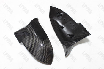 Real Carbon Fiber Replacement Mirror Housings for BMW 1 2 3 4 Series X1 F30 F35 F20 F21 F22 F32 F33 F25