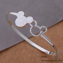 Cceaktla майки/dzpamqwa стерлингов-серебро-ювелирные браслет, позолоченный серебряный изделия мода