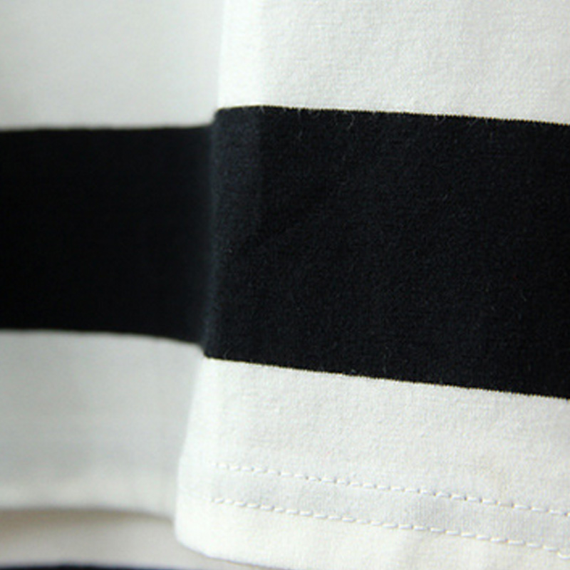 Hot-Sale-Children-Girls-Clothing-Black-And-White-Stripes-Summer-Girl-Dress-100-Cotton-3-14-Kids-Vest-Dresses-for-Teenage-Girls-5