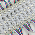 20 pcs Módulo de LED 5050 3 LEVOU 12 V RGB Cor mutável levou módulos de iluminação à prova d' água para o sinal de luz de fundo