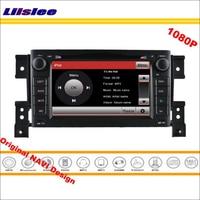 For SUZUKI GRAND VITARA Car Stereo Radio CD DVD Player GPS Navigation 1080P HD Screen System