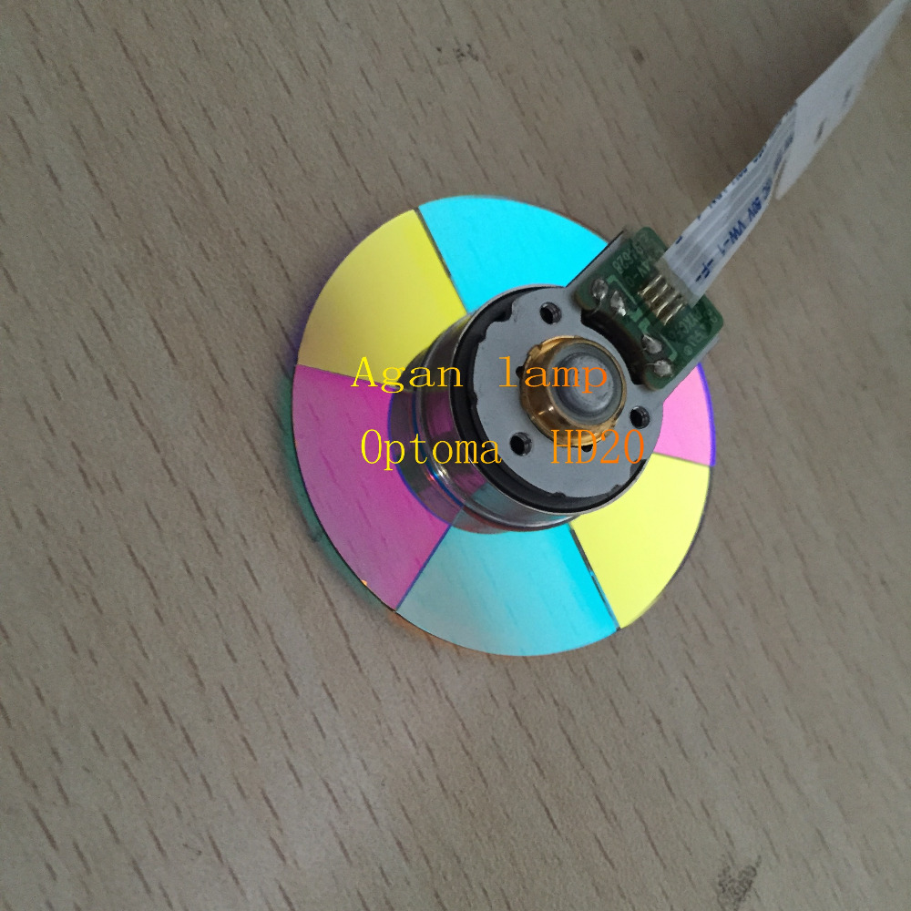 100% NEW Original Projector Color Wheel for Optoma IS800S  wheel color original projector color wheel for optoma ex540i