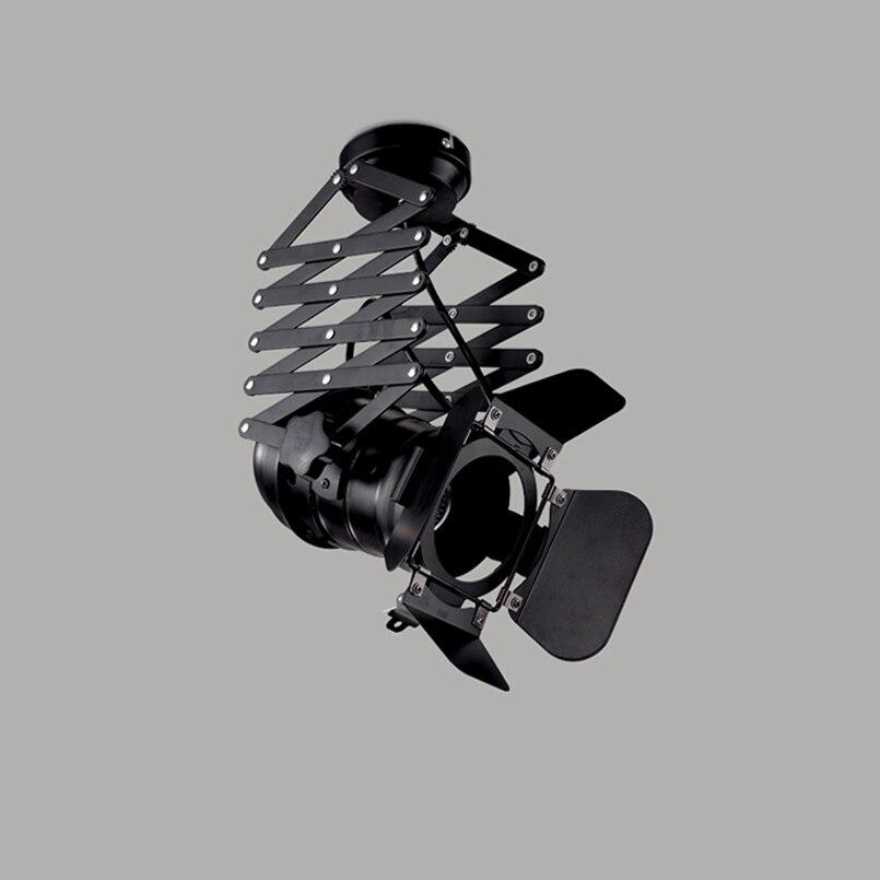 Ретро Лофт төбесі жарық реттелетін - Ішкі жарықтандыру - фото 2
