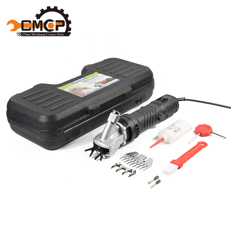 680W Sheep Clipper Electric Sheep / Goats Shearing Machine Pet Hair Cutter +1 set 13T straight tooth blade new 680w sheep wool clipper electric sheep goats shearing clipper shears 1 set 13 straight tooth blade comb