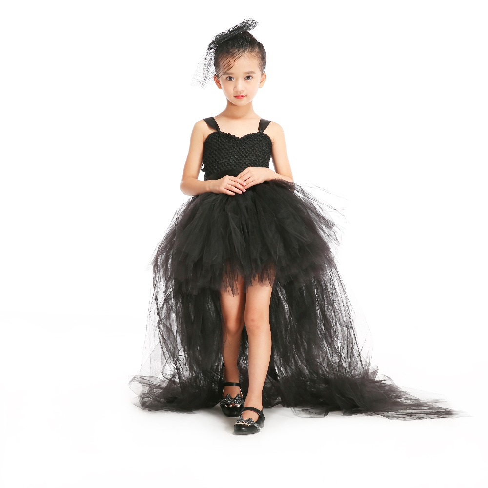 Beautiful Black Girls Baby Dress Flower Girl Party Dresses for ...