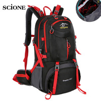 Backpacks 40L 50L 60L Camping Hiking Backpack Bag Outdoor Sports Bags Travel Men Climbing Rucksack Sac De Sport mochila XA564WA