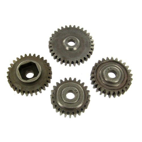 ФОТО HSP 54090 POWDER STEEL GEAR (29T/31T/26T/24T) 1/5 REDCAT GAS OFF-ROAD BUGGY CAR PARTS