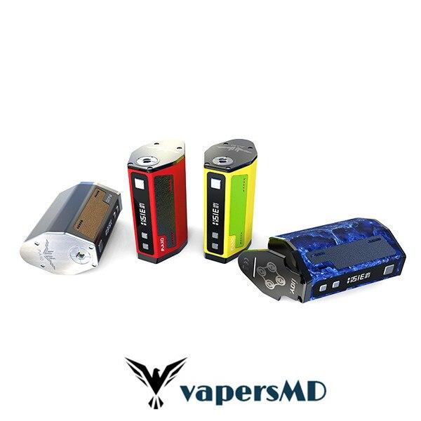 100% оригинал ijoy maxo quad 18650 коробка мод powered by quad или два 18650 батареи 315 Вт электронные сигареты box mod