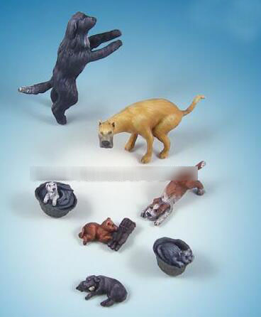 1/35 Modified Parts Animal Puppy 1 Set