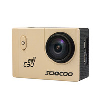 SOOCOO C30 Wifi 4K Gyro Adjustable Viewing Angles 70 170 Degrees 2 0 LCD NTK96660 Diving