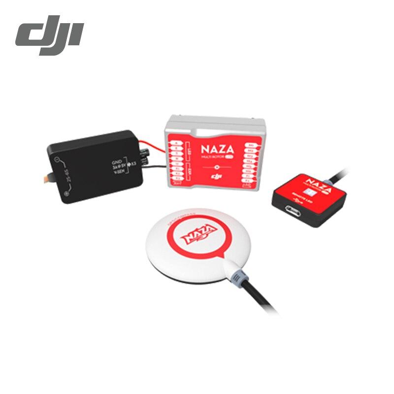 DJI Naza M Lite V1 1 GPS Combo Flight Controller Naza M Lite Includes GPS Multi