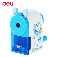 Office School Supplies - Pens Pencils - Kwaii Deli Mechanical Pencil Sharpener Machine Cartoon Hand-operated Manual Sharpener For Kids Stationary Office School Supplies