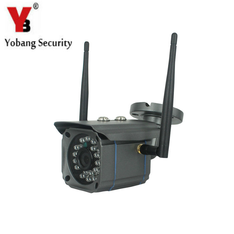 YobangSecurity Wifi IP Camera Wireless Outdoor Waterproof HD 720P Home Surveillance Camera Day Night Remote ViewingYobangSecurity Wifi IP Camera Wireless Outdoor Waterproof HD 720P Home Surveillance Camera Day Night Remote Viewing