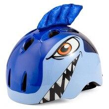 KINGBIKE Size XS Kids Helmet Cycling Cute Animal Cartoon Pattern Roller Skating Bike Bicycle Sport for Children