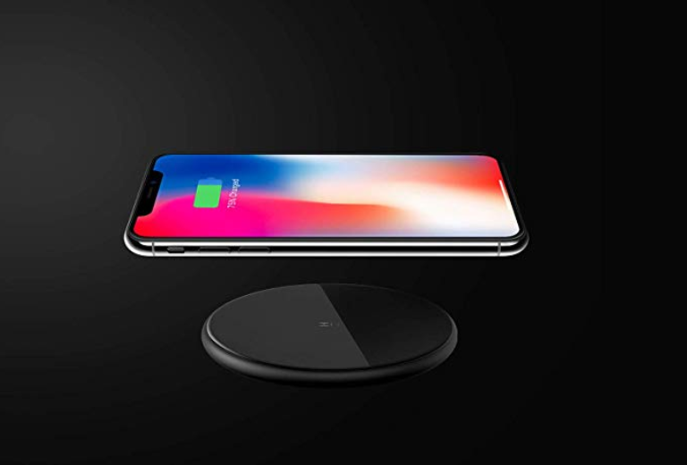 ZMI WTX10 LevPower X Qi-Certified Wireless Charger Charging for Samsung For iPhone +iPad for Mi