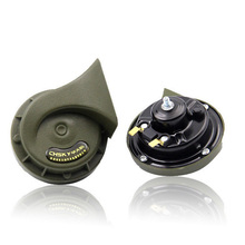 12V 115DB Car Horn Loud Speakers Snail Waterproof Dustproof Angle Design New Technology Compressor
