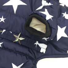 Jacket More Stars Four Legs Style
