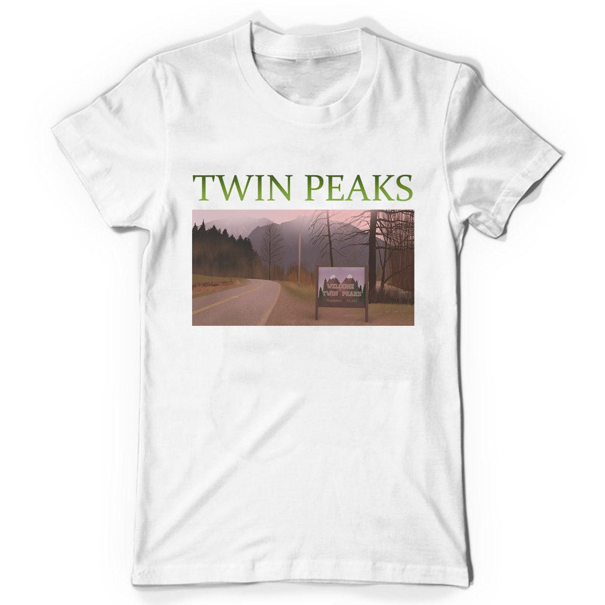 TWIN PEAKS T SHIRT