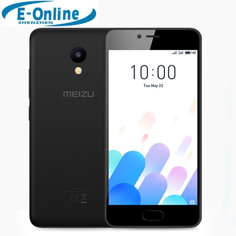 """bilder für Ursprüngliche Meizu M5C M5 C MT6737 4G LTE Handy M710H Globale Version 2 GB RAM 16 GB ROM 5,0 """"2.5D Touchscreen"""