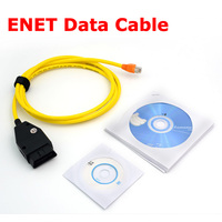 10PCS Lot ESYS Data Cable For BMW ENET Ethernet To OBD Interface E SYS ICOM