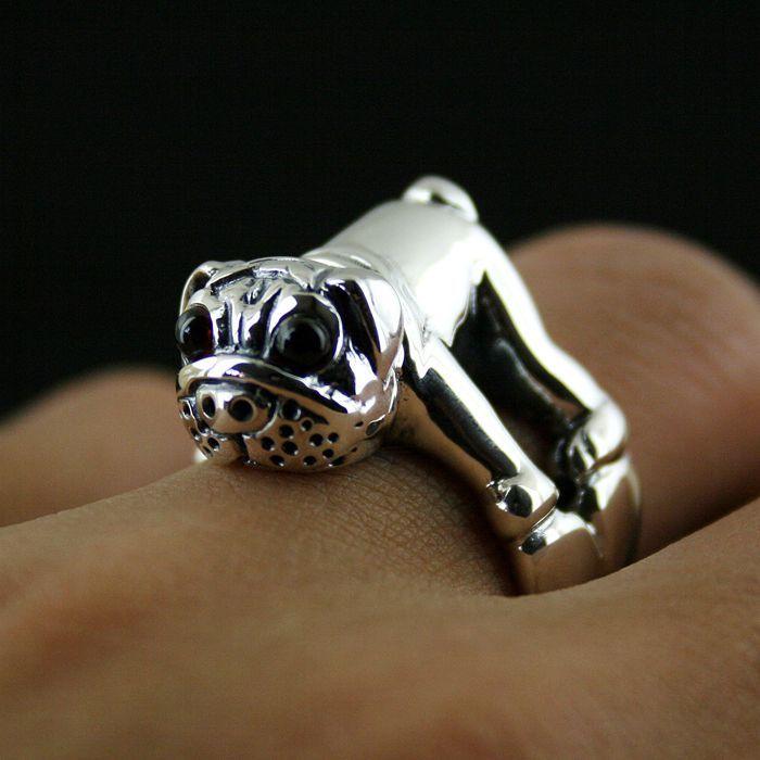 925 pure silver ring shar pei dog ring bulldog thai silver ring vintage finger ring 925 pure silver ring spirally wound flower rose thai silver ring vintage ring flower ring