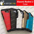 Para xiaomi redmi 2 case armadura tpu + pc anti-knock shookproof 100% novo capa protetora para xiaomi hongmi 2 red rice 2 telefone móvel