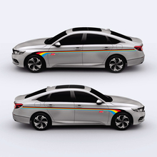 цена на TAIYAO car styling sport car sticker For Honda Accord SPORT car accessories and decals auto sticker