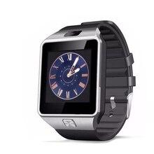 SmartWatch DZ09 Montre Smart Watch Avec Caméra Bluetooth Podomètre Réponse Appel Hommes Femmes Montre Connecteur Intelligent Montres Pour Android