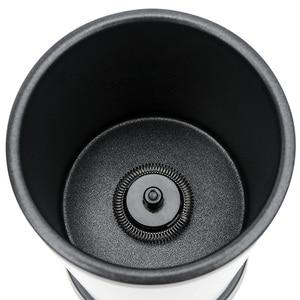 Image 5 - Batedor de Leite com Recipiente de Aço Inoxidável Elétrico automático para Fabricante de Máquina de Café Cappuccino Espuma Macia Quente/Frio PLUGUE DA UE milk frother cafeteira melkopschuimer café espumador de leche