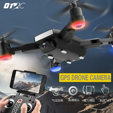 OTRC GPS RC Drone FPV Follow Me Quadcopter Wide-Angle 720P HD WIFI Camera Altitude Hold Intelligent Battery Aircraft MINI DRONES