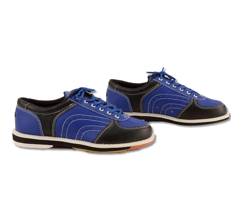 Heißen Männer Bowling Schuhe Männlichen Sneaker Flache Innen Sportschuhe Mann Leder Schuhe Tenpin Sportschuhe Bowling Liefert