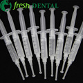 10PCS Dental teeth whitening gel 35%CP 44%CP 12%HP tooth whitening Syringe whitening materials high quality best effect SL-TW103
