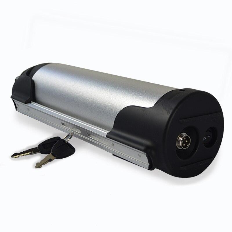 Литиевая чайник Батарея 36 В Электрический велосипед бутылка для воды литиевых Батарея Форма Перезаряжаемые Батарея 8.8AH 10.4 AH