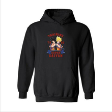 Dragon Ball Black/Gray New Hoodies Men Brand Designer Mens Sweatshirt Men to Super Saiyan Mens Hoodies and Sweatshirts 3xl