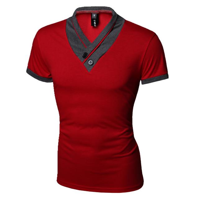 Casual Men T-shirt (4 colors)