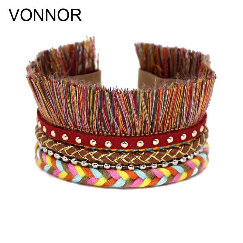 VONNOR Schmuck Boho Armbänder für Frauen Freundschaftszubehör - Modeschmuck - Foto 3