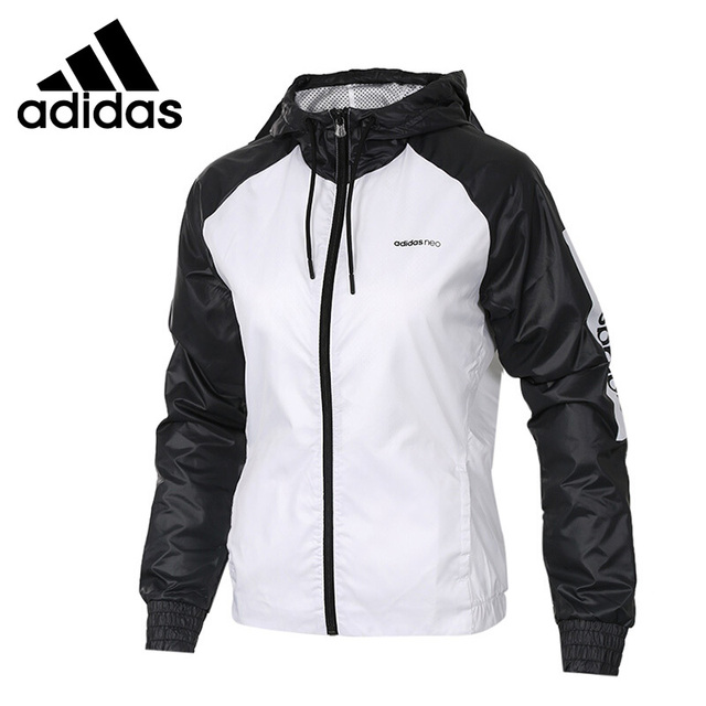 Hooded Wb In New Women's Running Original Jackets Label Entertainment From Adidas Neo W Arrival Jacket On 2017 Cs Sportswear Sportsamp; l1FK3JcT