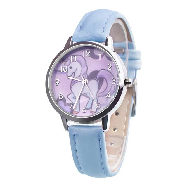 Children Cartoon Watch Fashion Brand Watches Quartz Wristwatches Kids Clock boys