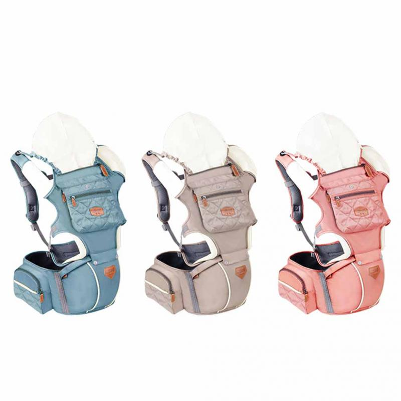Baby Carrier sling Breathable baby kangaroo hipseat backpacks & carriers Multifunction Baby Infant Comfort Backpack Hip Seat baby hipseat four seasons breathable baby shoulder carrier cotton baby carrier infant backpack for kids toddler sling md bd08