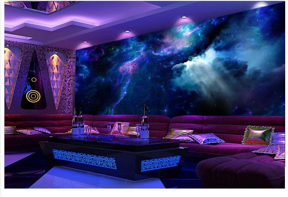 Custom Any Size Living Room Wallpaper 3d Painting Original 3d Cool