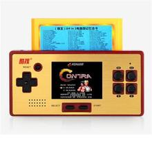 Classic Retro Game Console Handheld Portable 2.6 inch Built-in 89 games with 64 in 1 Games Card FC Pocket Player Children