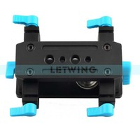 FOTGA DP3000 M2 Rail System 15mm Rod Support Rig For Follow Focus Matte Box